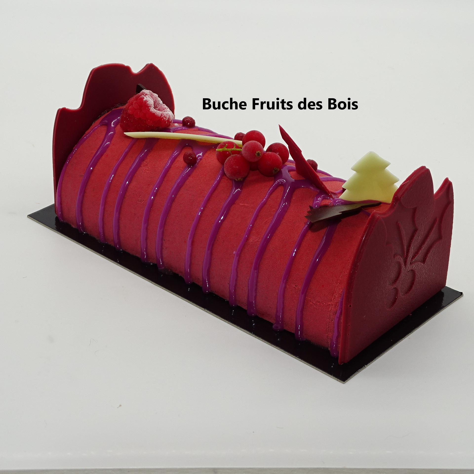 Buche Fruits des Bois