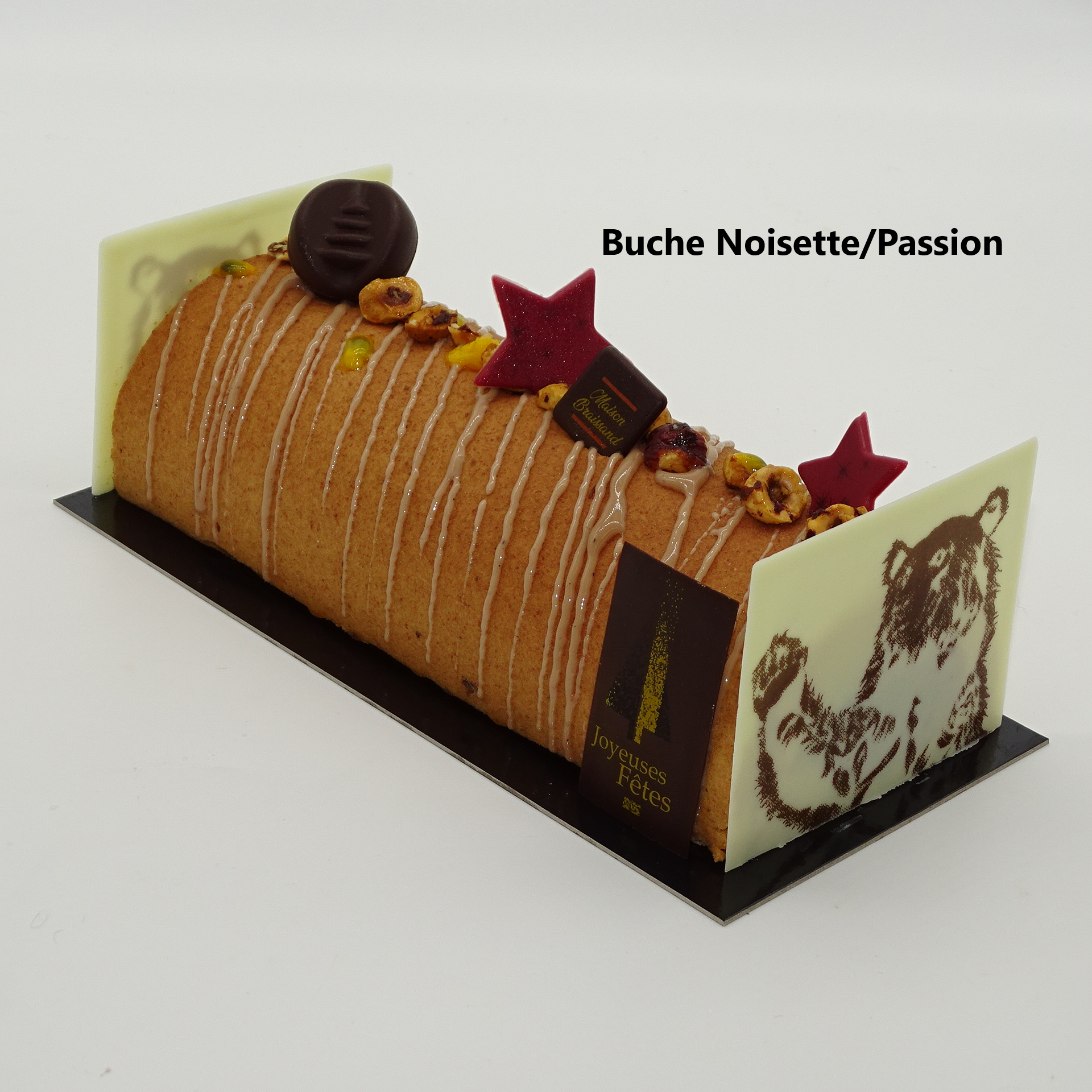 Buche Noisette-Passion