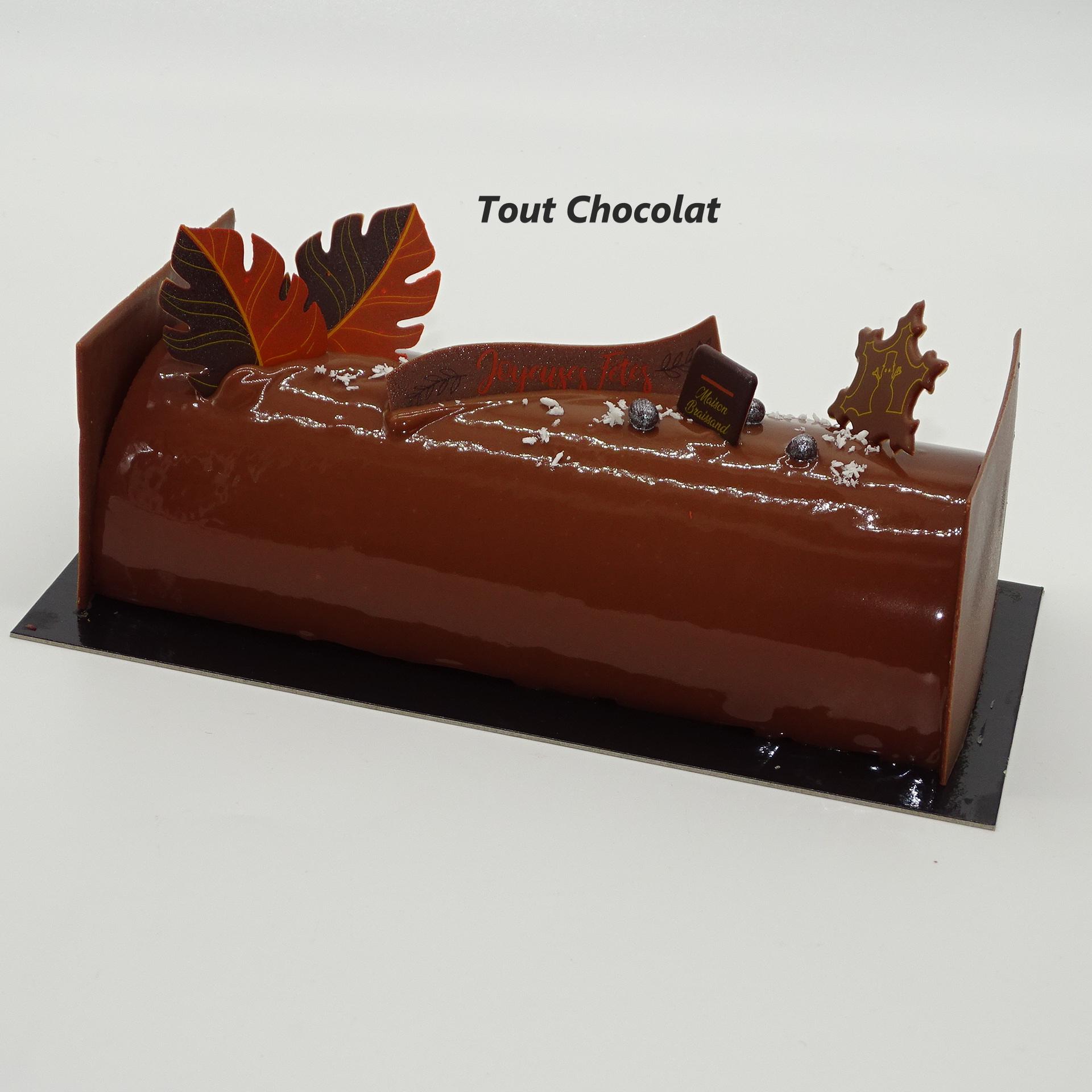 Buche Tout-Chocolat