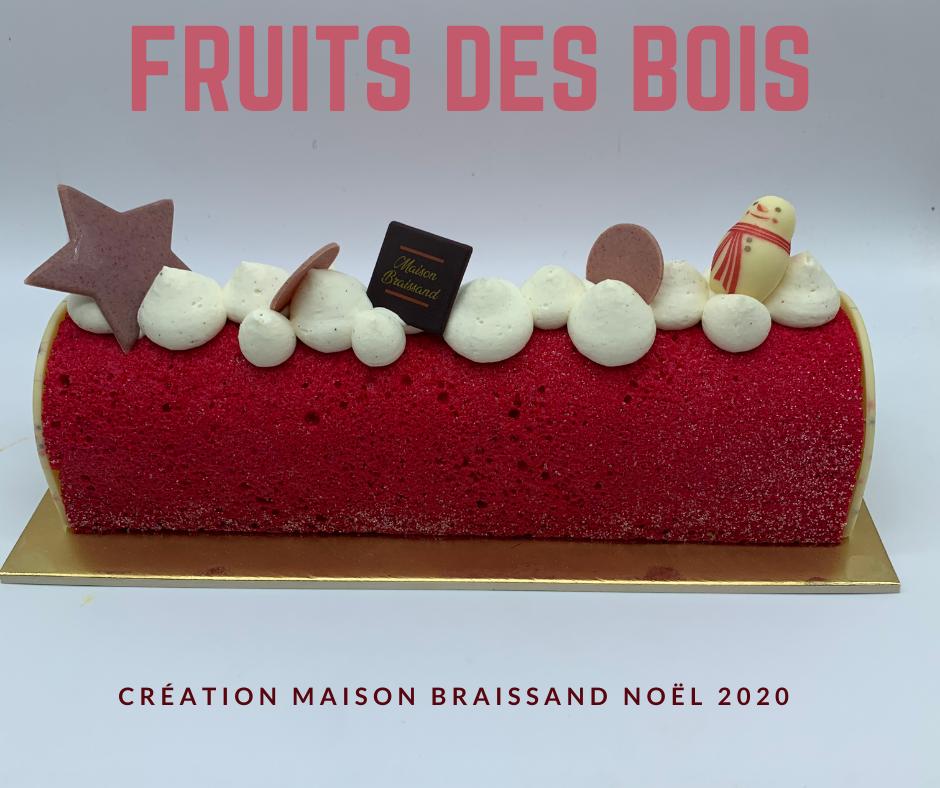 FRUITS DES BOIS