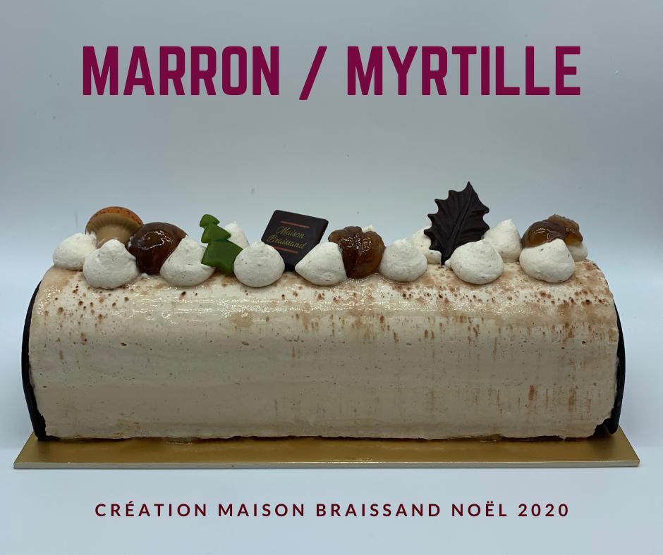 MARRON _ MYRTILLE
